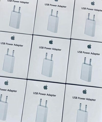 5W USB Power Adapter photo review