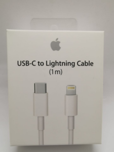 USB-C to Lightning Cable (1 m) photo review